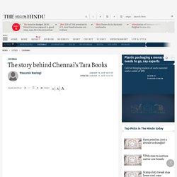 The story behind Chennai's Tara Books