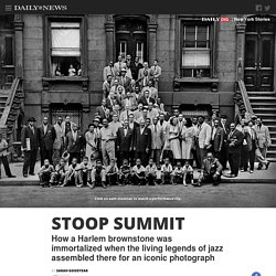 The story behind the iconic 'A Great Day in Harlem' photo