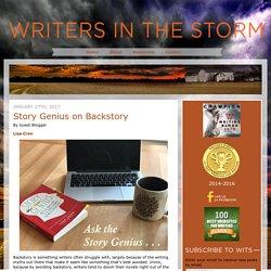 Story Genius on Backstory