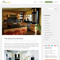 The Story of a Kitchen! MaddHome Blog