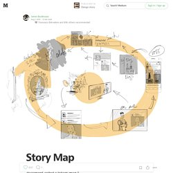 Story Map — Design story