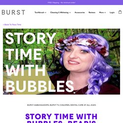 Story Time With Bubbles: Bear's Loose Tooth