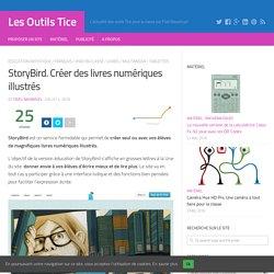 StoryBird. Créer des livres numériques illustrés – Les Outils Tice