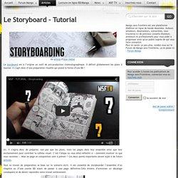 Storyboard - Un tutorial pour écrire son storyboard