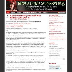 Karen J Lloyd's Storyboard Blog