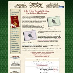 Storybook Homes » Order A Storybook Collection: Our Cottage Plan Books