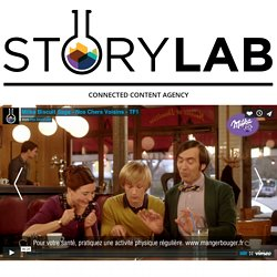 The StoryLab - Connected Content Agency