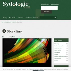 Storyline - Création d'e-learning