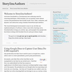 Storylineauthors