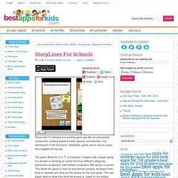 Best Apps for Kids : reviews, news and promo codes for iPhone / iPad / iPod apps