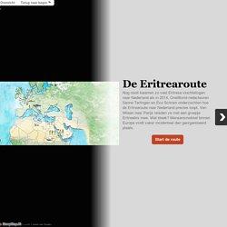StoryMapJS: De Eritrearoute