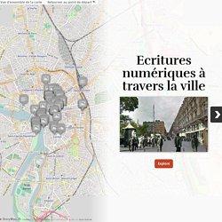 StoryMapJS: Toulouse