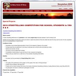 Storytellers NSW