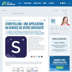 » Storytelling : une application au service de votre créativité