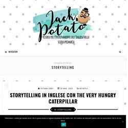 Storytelling Archivi - Jack Potato