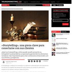 «Storytelling», una pieza clave para conectarse con sus clientesYoung Marketing