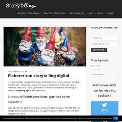 Consultant Storytelling Formations Storytelling