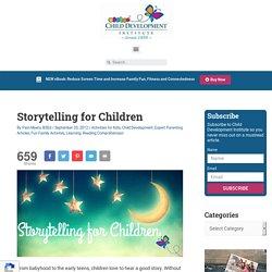 Storytelling for Children - Child Development