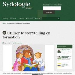 Utiliser le storytelling en formation