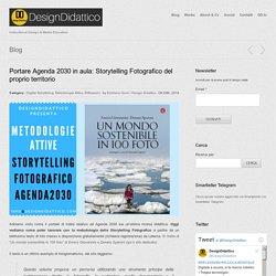 Portare Agenda 2030 in aula: Storytelling Fotografico del proprio territorio