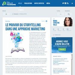 » Le pouvoir du storytelling dans une approche marketing