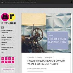 I migliori tool per rendere davvero visual il vostro storytelling - Matteo PoglianiMatteo Pogliani