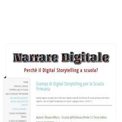 Esempi di Digital Storytelling per la Scuola Primaria - narrare-digitale