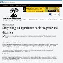 Storytelling: un'opportunità per la progettazione didattica