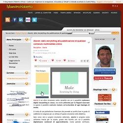Atavist: dallo storytelling alla pubblicazione di qualsiasi contenuto multimediale online