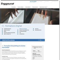 Formation Storytelling et création transmédia Paris Marais Opéra - Ziggourat Formation