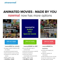 Movie Maker | Xtranormal