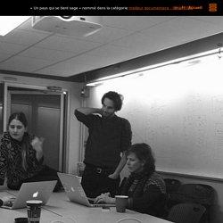 StoryTools : un outil d'aide à l'écriture interactive