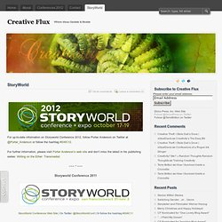 StoryWorld Conference | Creative Flux