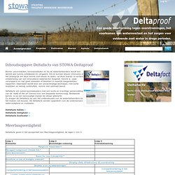 Thema's - Deltaproof - Publicaties
