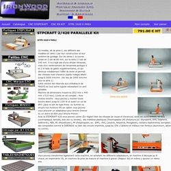 STPCRAFT 2/420 PARALLELE Kit STPK 2420 K PARA - Site de ecommerce par ITIS Commerce
