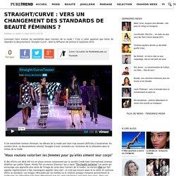 Straight/Curve : vers un changement des standards de beauté féminins ?