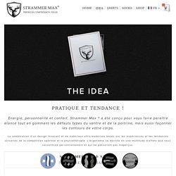 Strammer Max – Moderne Shapeware pour les hommes