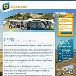 Strandcamping in de duinen - Camping De Zuidduinen