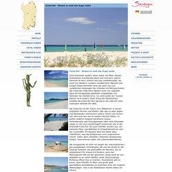Strände Sardiniens: Costa Rei