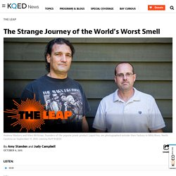 The Strange Journey of the World's Worst Smell