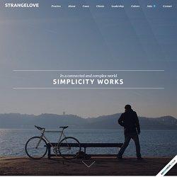 Strangelove Digital Agency Amsterdam