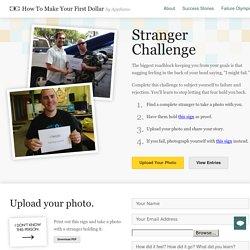 Stranger Challenge