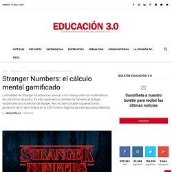 Stranger Numbers: el cálculo mental gamificado