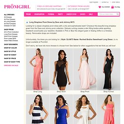 Ruched Bodice Sweetheart Long Dress
