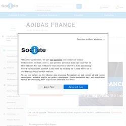 ADIDAS FRANCE (STRASBOURG) Chiffre d'affaires, résultat, bilans sur SOCIETE.COM - 085480069