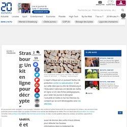 Strasbourg: Un kit en ligne pour décrypter l'actualité et contrer les théories du complot