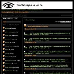 Strasbourg à la loupe » Monde Numérique Média