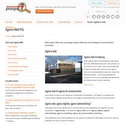 Agence web Strasbourg - Agence SEO - Agence webmarketing - Agence digitale