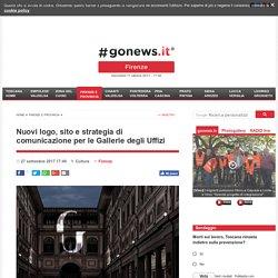 Nuovi logo, sito e strategia di comunicazione per le Gallerie degli Uffizi
