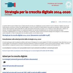 Strategia per la crescita digitale 2014-2020